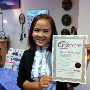 pedicure diploma training